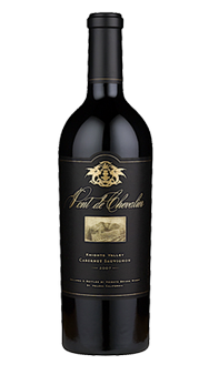 2007 Pont de Chevalier Estate Cabernet Sauvignon Knights Valley