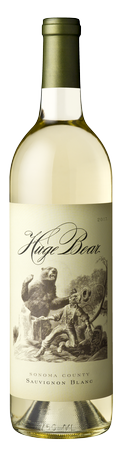 2017 Huge Bear Sauvignon Blanc Sonoma County