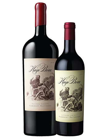 2016 Huge Bear Cabernet Sauvignon 750 + 1.5 Duo