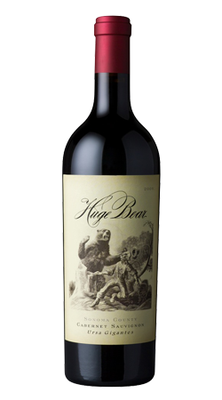 2015 Huge Bear Ursa Gigantes Red Blend