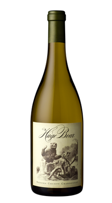 2012 Huge Bear Chardonnay Sonoma County