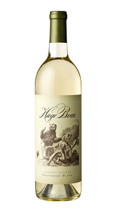 2015 Huge Bear Sauvignon Blanc Sonoma County