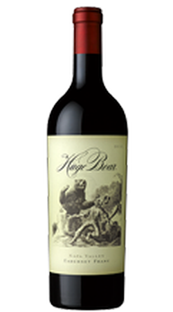 2013 Huge Bear Cabernet Franc Napa Valley Image