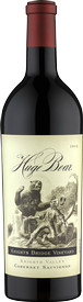 2014 Huge Bear Cabernet Sauvignon Knights Bridge Vineyard