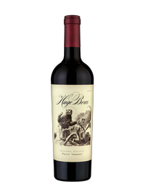 2015 Huge Bear Petit Verdot Sonoma County